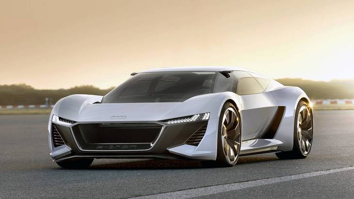 Audi заменит R8 электрическим e-tron GTR?
