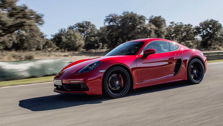 Porsche выпустит полностью электрические версии Boxster и Cayman