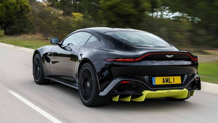 Aston Martin подготовил драйверскую версию суперкара Vantage на механике