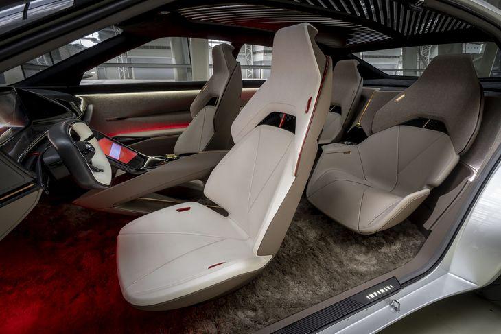 В будущих электромобилях может измениться вид заднего дивана
