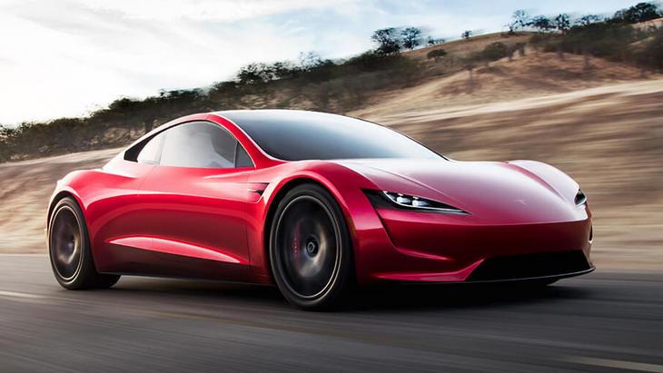 Новый Tesla Roadster сможет проезжать более 1000 километров на одной зарядке