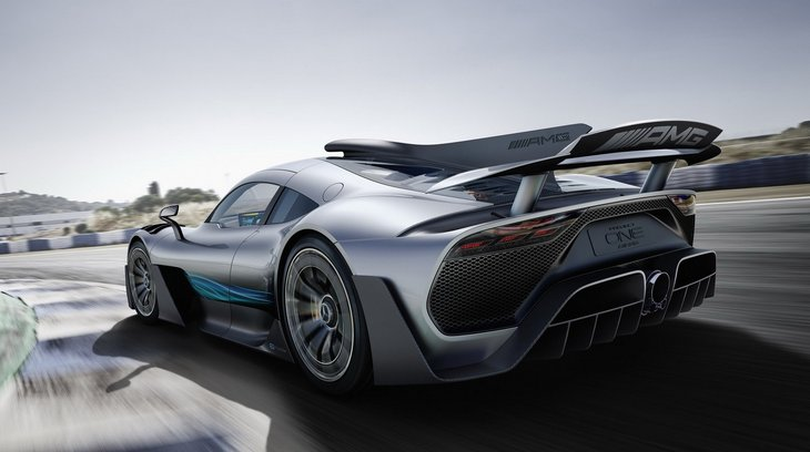 Mercedes-AMG оснастит свои модели электрическим турбонагнетателем