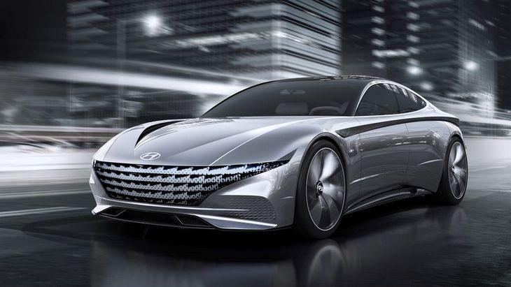 Hyundai кардинально изменит дизайн своих будущих моделей