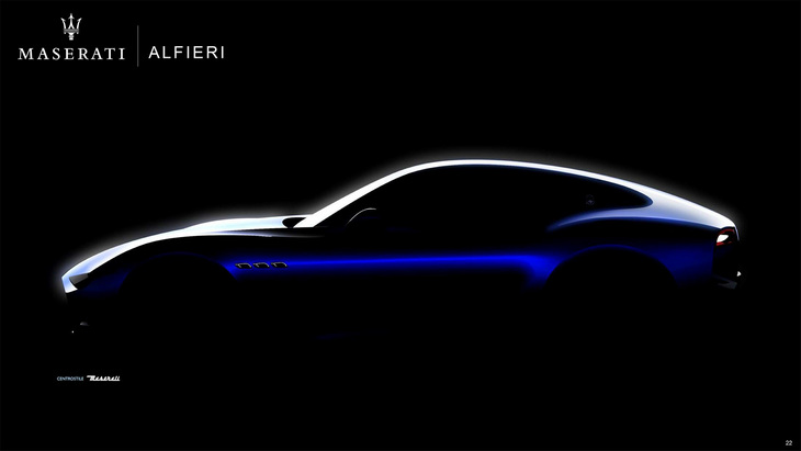 Maserati не откажется от двигателей внутреннего сгорания