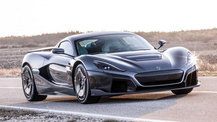 Топ-5 самых быстрых электромобилей на планете