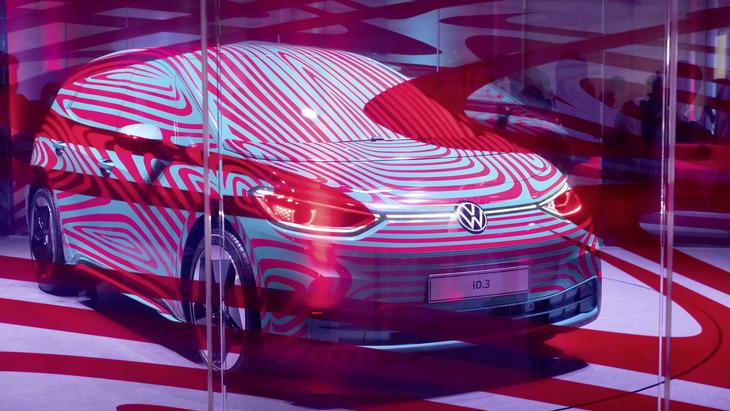 Volkswagen покажет во Франкфурте концепт бюджетного электромобиля