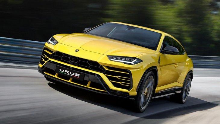 Lamborghini может работать над более мощной версией внедорожника Urus