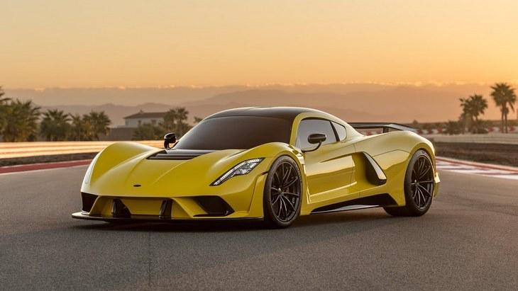 Hennessey начал разработку шасси для нового Venom F5
