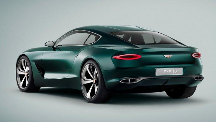 Bentley готовит уникальный концепт в честь 100-летия марки
