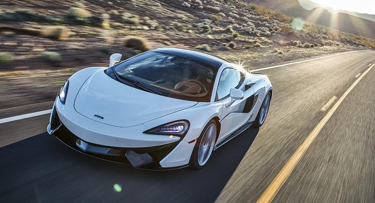 Топ-10 самых быстрых автомобилей для путешествий
