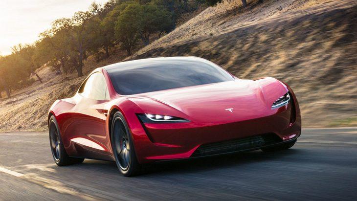 Новый Roadster от Tesla оставит за спиной все гиперкары планеты
