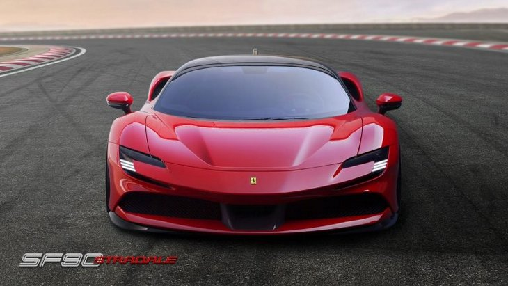 Готовьте 1,5 миллиона долларов. Цена нового Ferrari просочилась в прессу