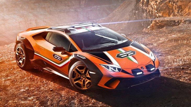 Lamborghini напечатает новый суперкар на 3D-принтере