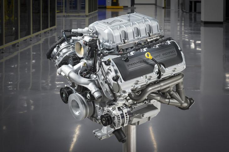 Круче чем McLaren! Ford создал самый мощный серийный Mustang в истории