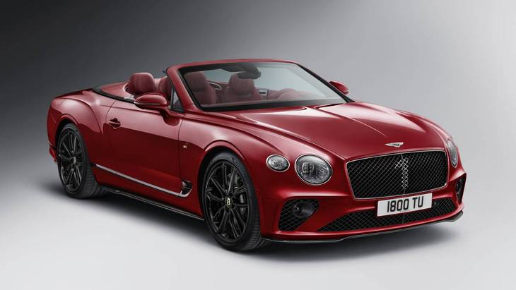 Bentley Continental Number 1 Edition