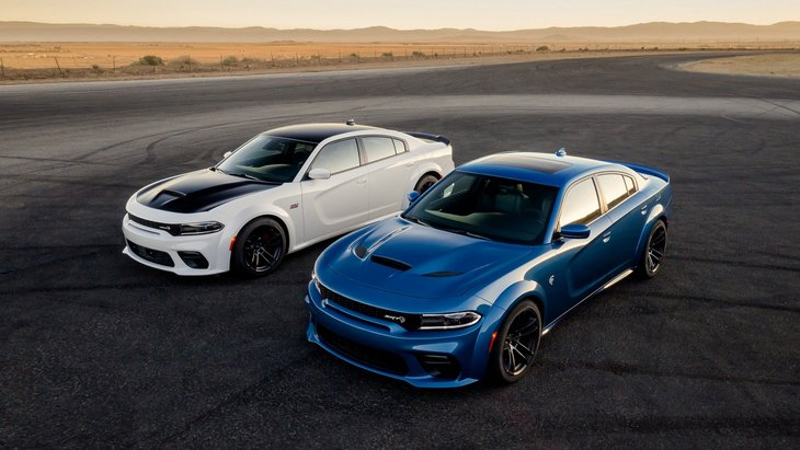 Dodge Charger Scat Pack And SRT Hellcat Widebody
