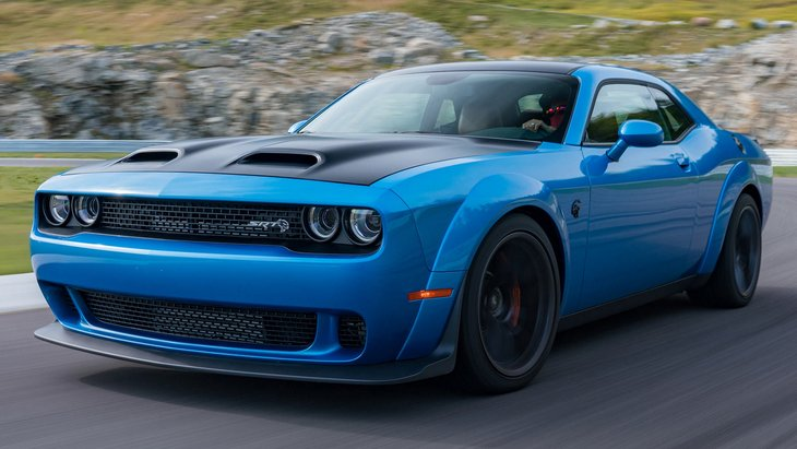 Dodge может сделать SRT Hellcat гибридом