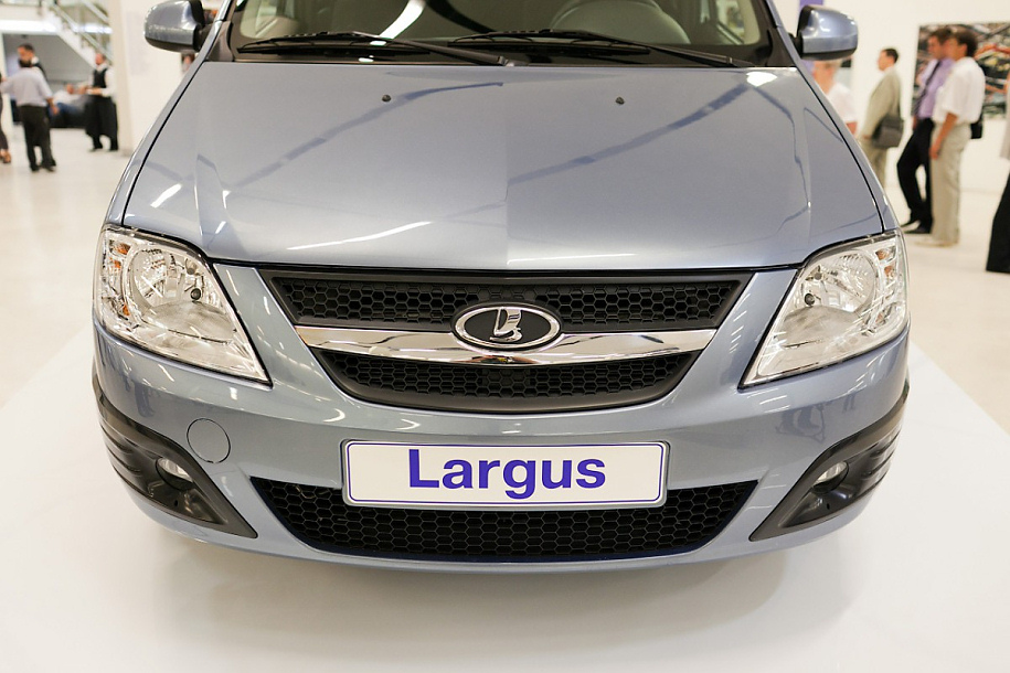Универсал Lada Largus - Фото - L…