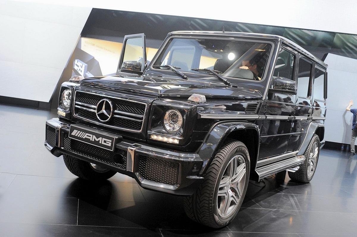 Mercedes benz g class livecars ru for Mercedes benz gclass