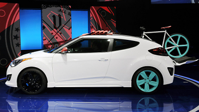 Veloster C3 Roll Top Concept