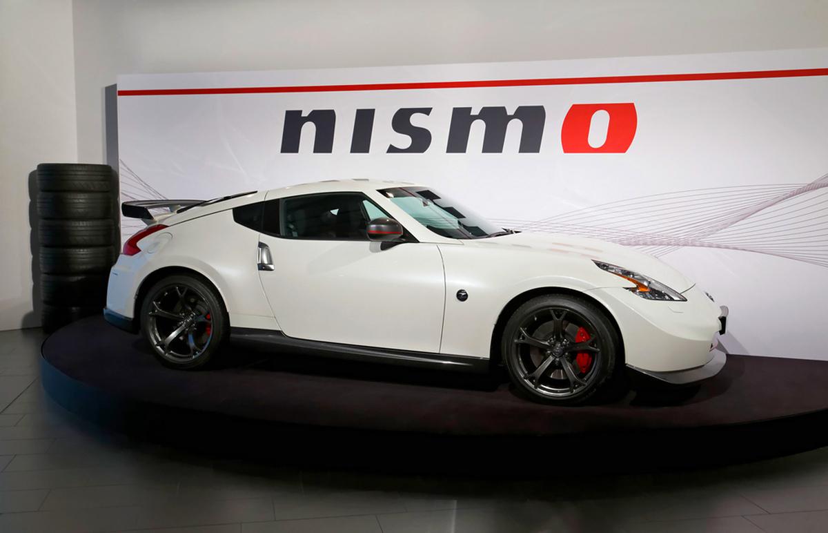 Nissan 370z Nismo 2013