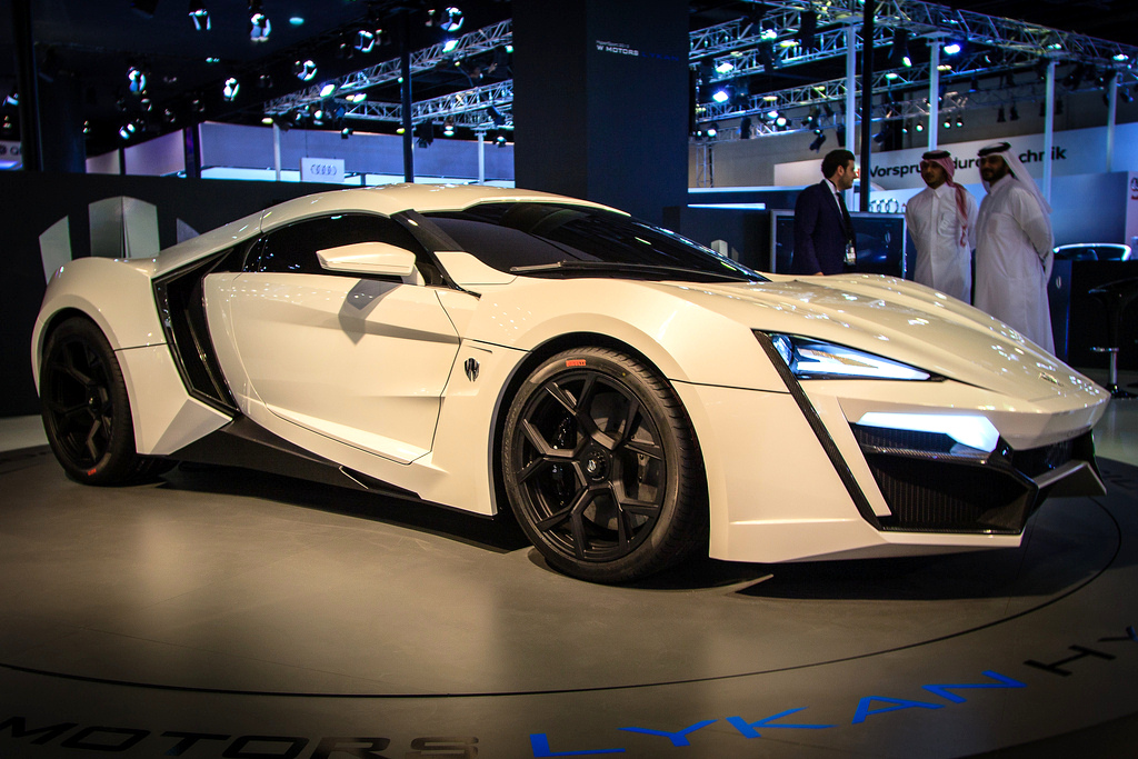 new most expensive production car in the world the w lykan 3 4 million you have a choice on. Black Bedroom Furniture Sets. Home Design Ideas