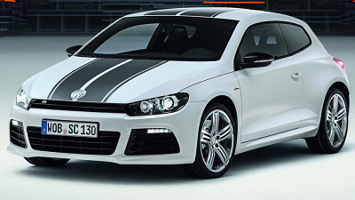 Volkswagen Scirocco Million и R Study