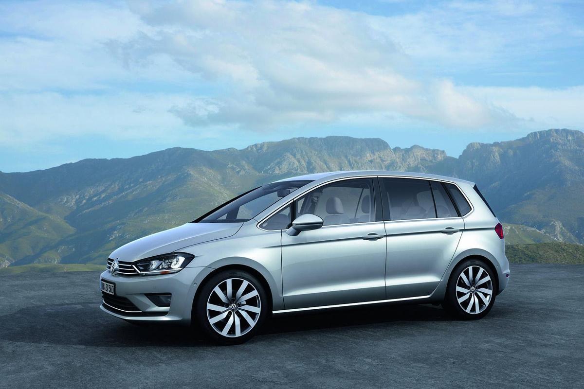 Volkswagen golf фото 10