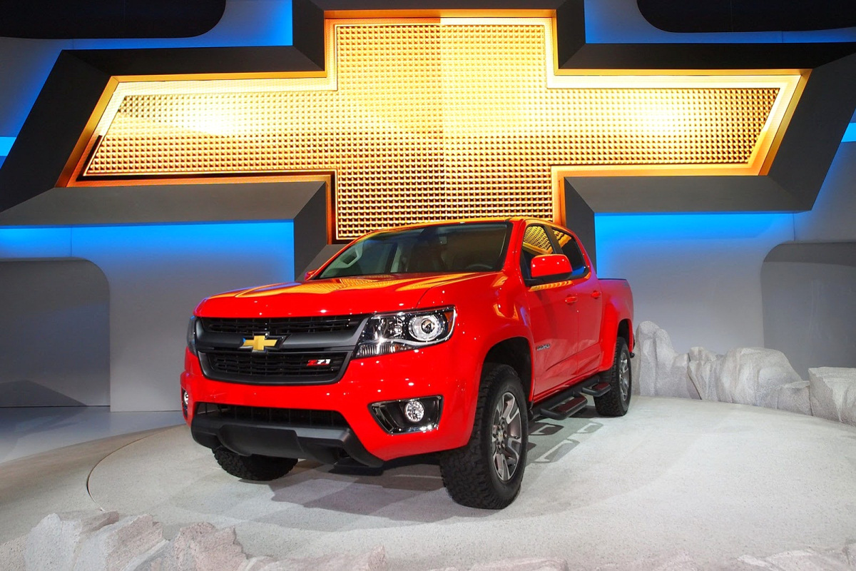 Пикап b Chevrolet /b Colorado…