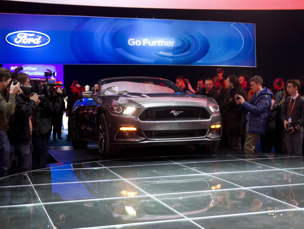 ford considers different ideas in producing their cars They take new ideas, sometimes their own  and other components that went into the cars henry ford's intuitive decision making and one-man control were no.