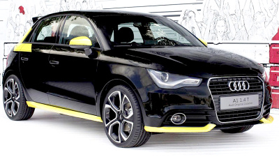 Audi A1 Sportback & S3 Cabrio for Worthersee-2014