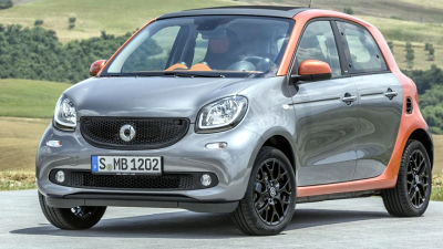 Smart ForTwo и ForFour 2015