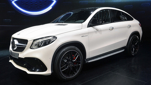 Mercedes-Benz GLE63 AMG S Coupe