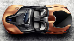 BMW i Vision Future Interaction & BMW i8 Mirrorless