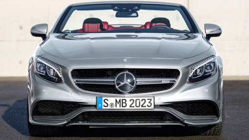 Mercedes-AMG S63 4MATIC Cabriolet Edition 130