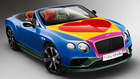Bentley Continental GT V8 S Convertible by Peter Blake