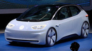 Volkswagen ID Electric Vehicle Prototype