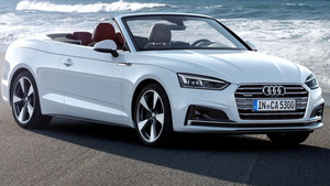 Audi A5 & S5 Cabriolet